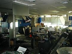 Telstra Clear call-centre damage