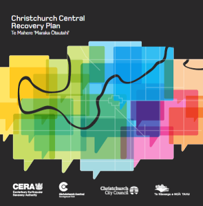 Blueprint for Christchurch revealed